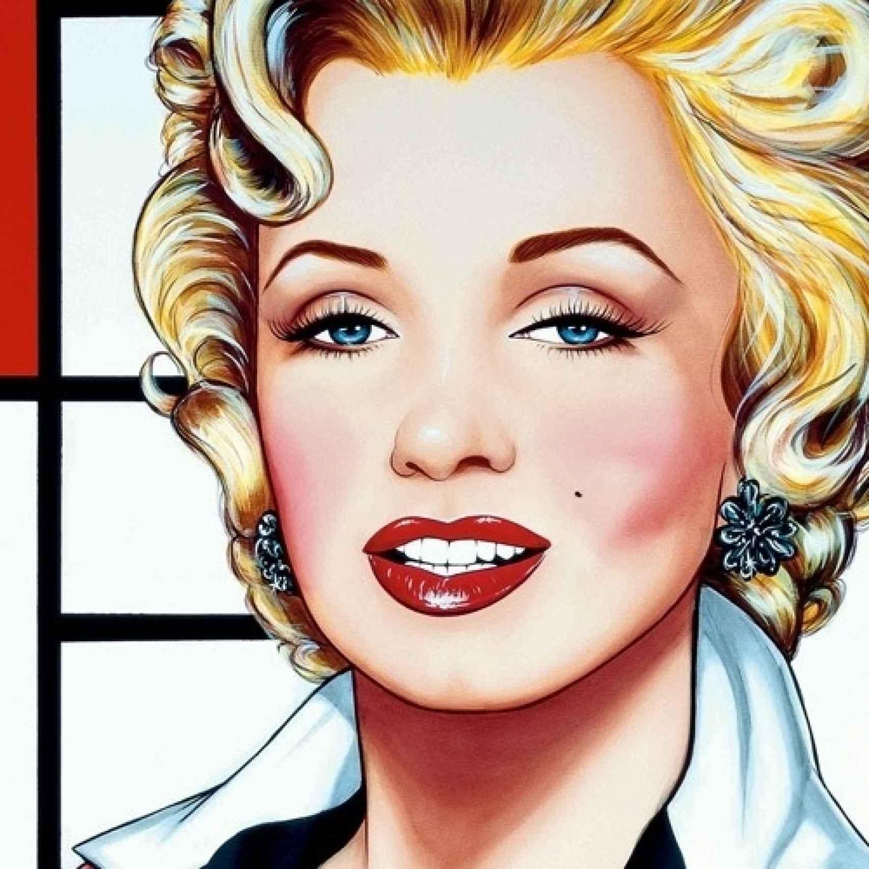 Retrato de Marilyn