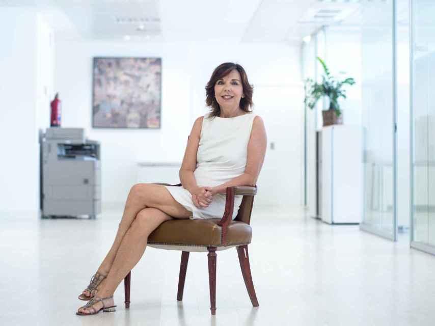 Esther Arizmendi posa para EL ESPAÑOL.