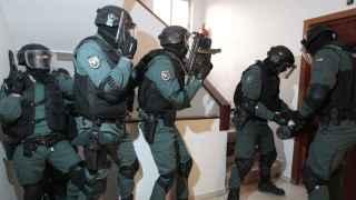 Veinticuatro horas con los lobos de la Guardia Civil de Madrid