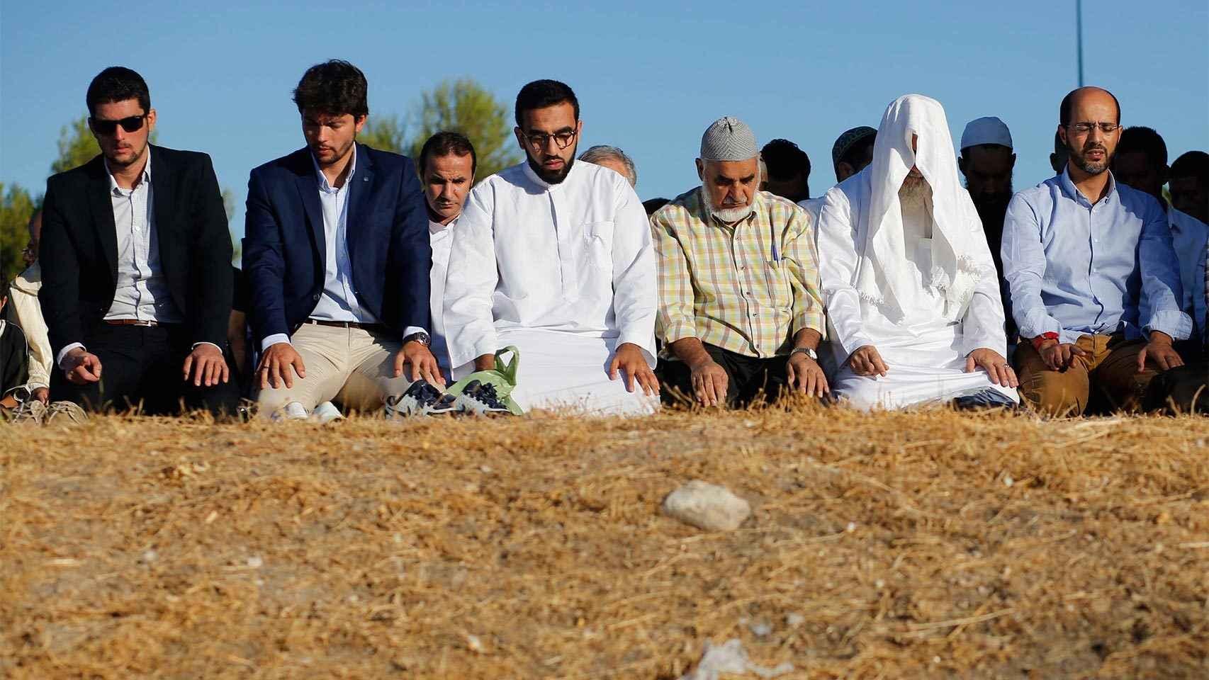 El Eid al Adha o fiesta del sacrificio