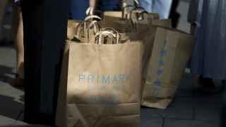 Tienda de Primark en Oxford Street, Londres.