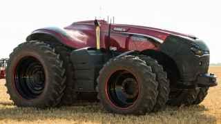Adiós al granjero, los tractores autónomos ya están aquí