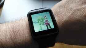 Así debería ser Pokémon GO en un reloj con Android Wear