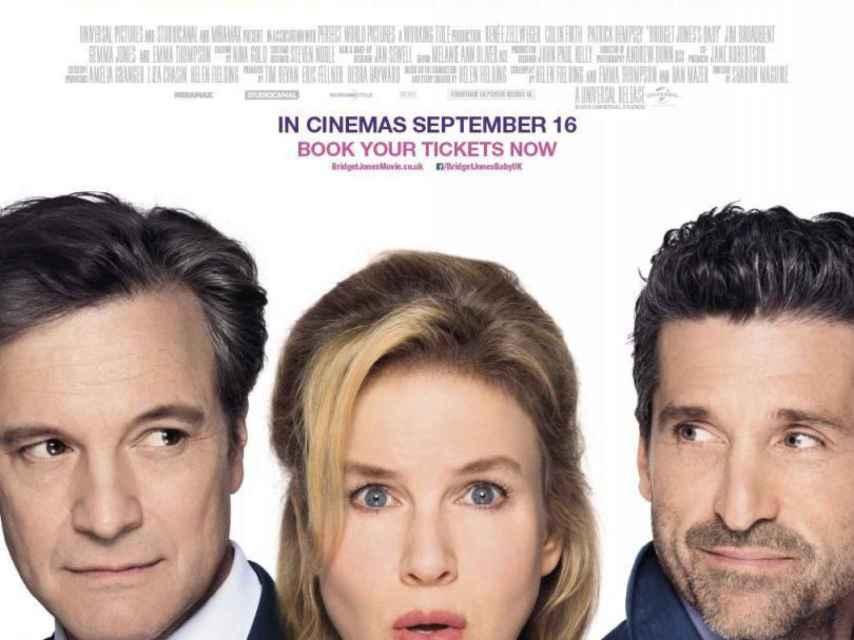Bridget Jones se debate entre Mark y Jack.