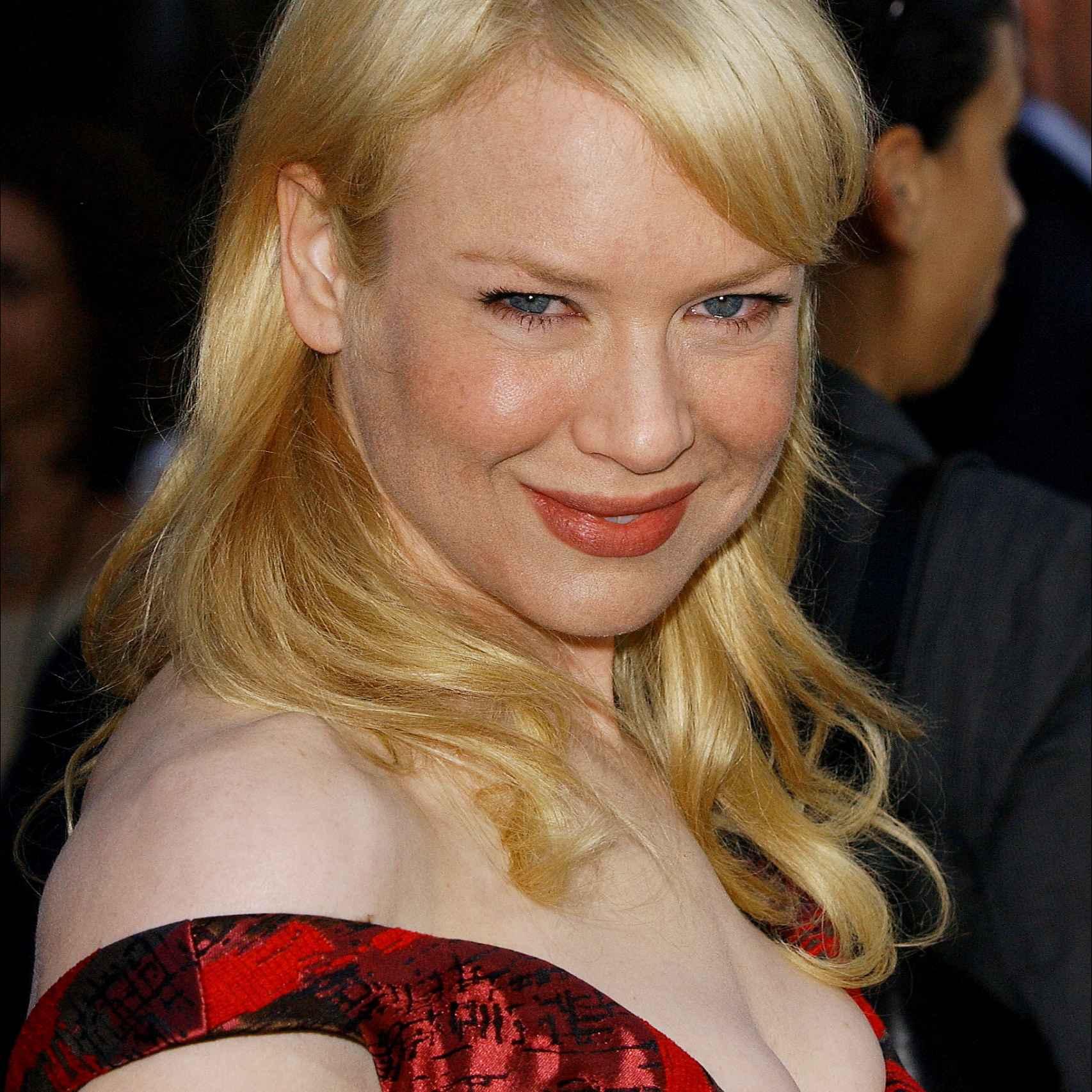 La actriz, durante la promoción de la primera entrega de la película.