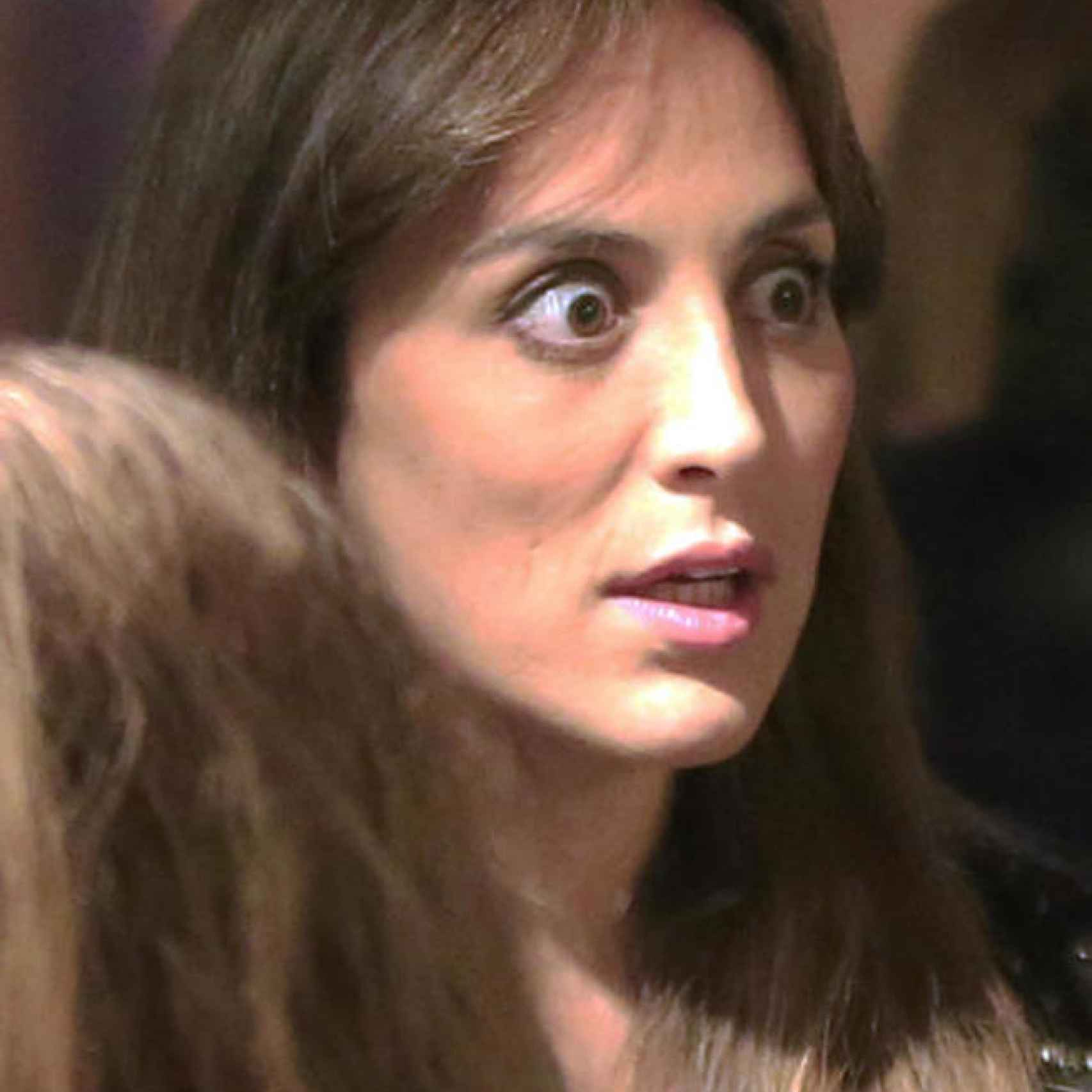 Tamara Falcó siempre ha sido muy expresiva.