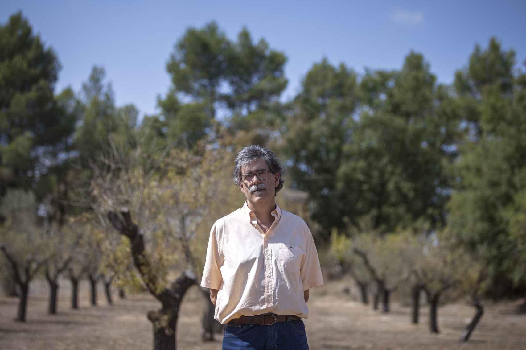 El concejal de Hacienda, Pere Aliaguilla Arnao.