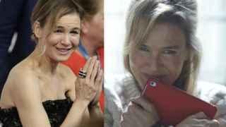 Renée Zellweger Vs Bridget Jones: ¿quién ganará el partido?