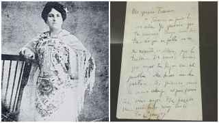 El cuaderno que descubre el amor entre Rubén Darío y Francisca
