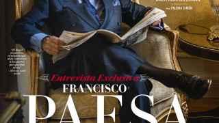 El último número de Vanity Fair con la entrevista a Francisco Paesa.