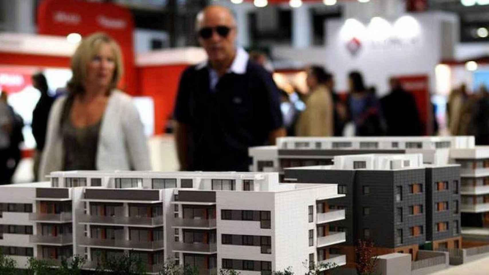 El sector inmobiliario, el principal beneficiado por la inversión extranjera.