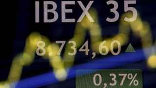 El Ibex 35 acumula una caída del 8,8% en 2016.