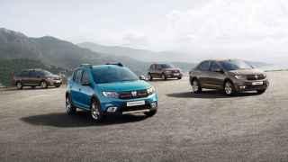 Dacia lava la cara a sus gamas Sandero y Logan