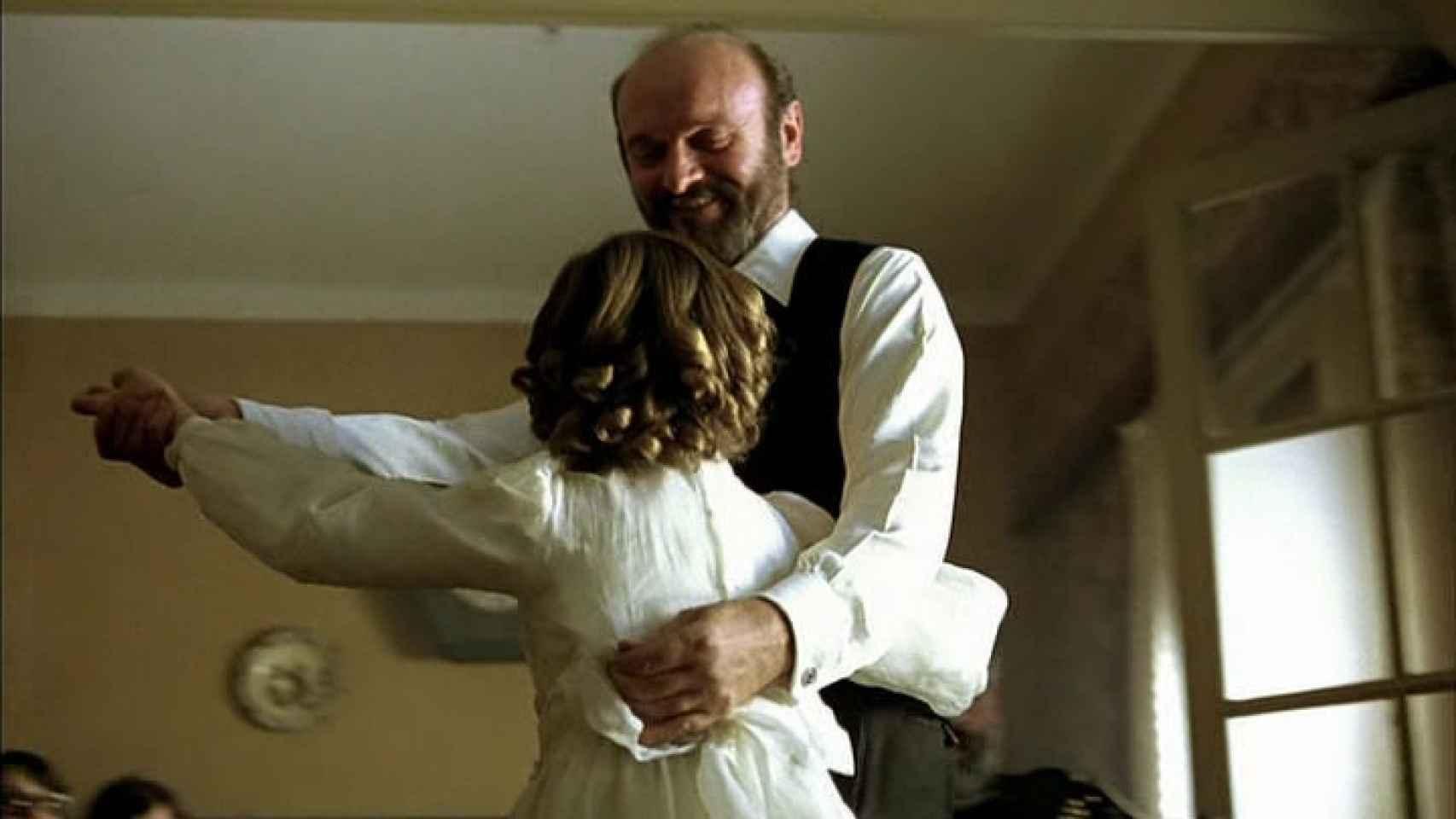 Fotograma de la película de Víctor Erice, El sur.