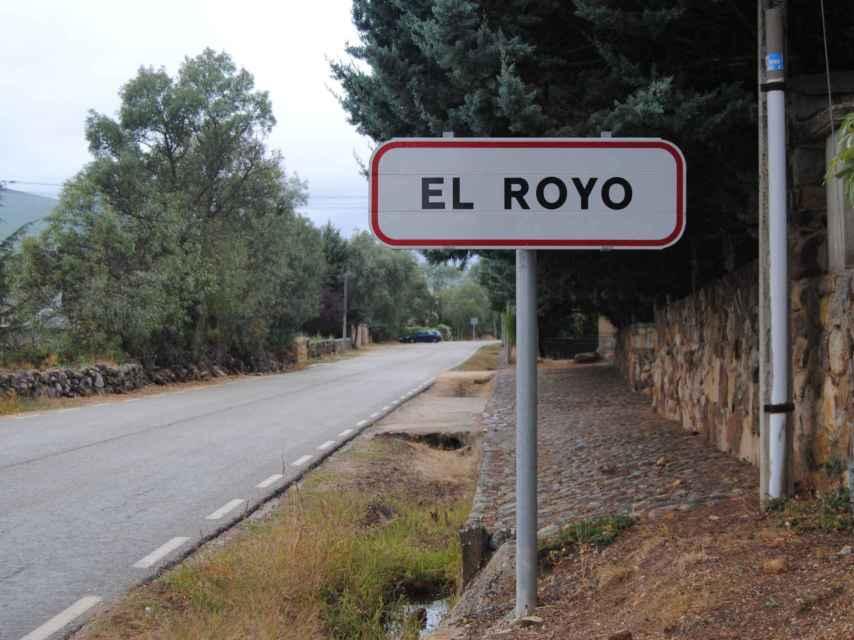 El Royo, un pueblo hecho famoso por la turbulenta adopción de Diego.