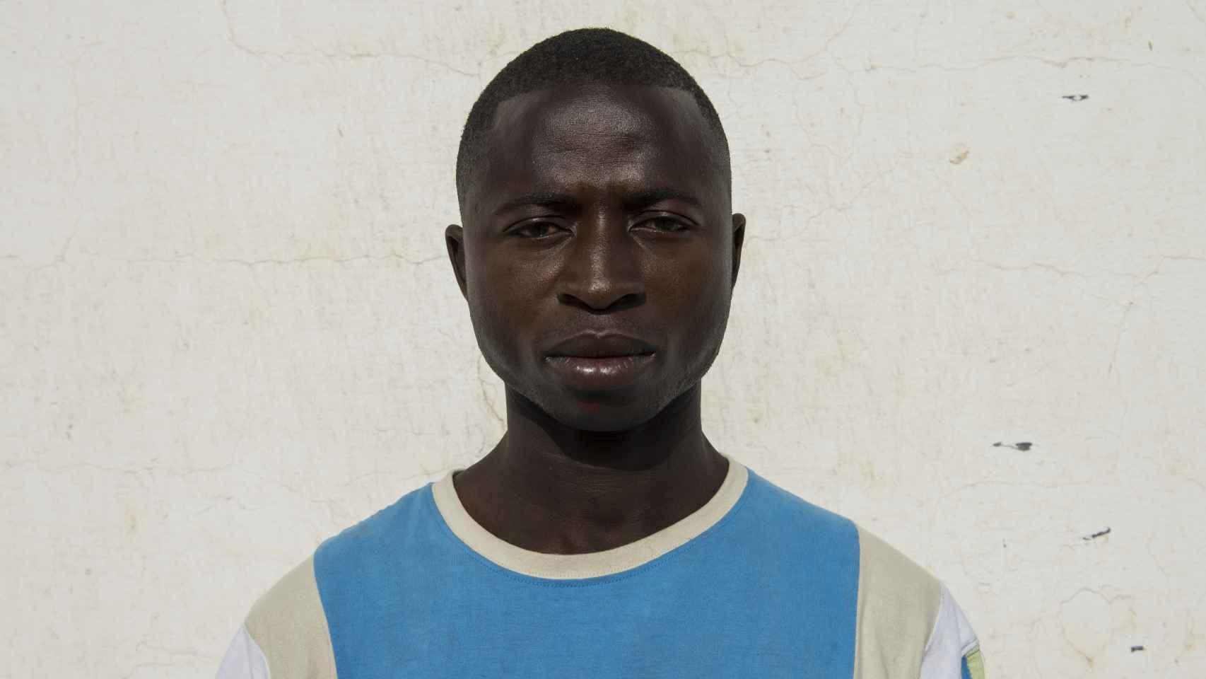 Diabaté Bakarí fue forzado a combatir en la guerra de Costa de Marfil.