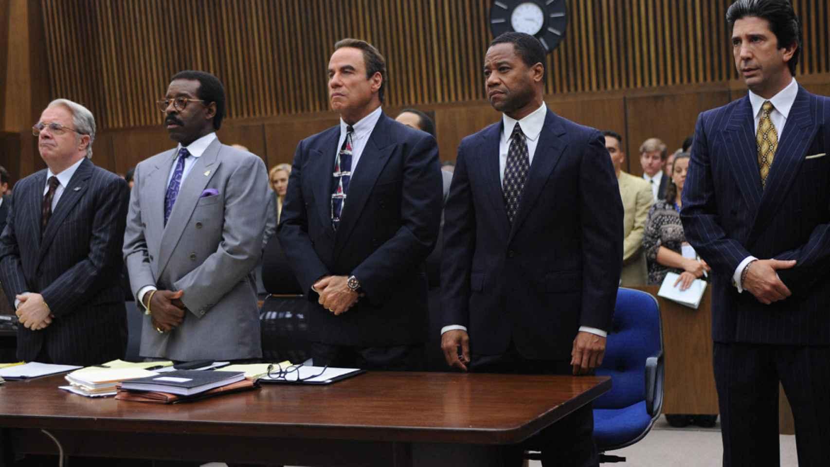The People v. O.J. Simpson: American Crime Story es una de las grandes apuestas de la temporada y un éxito desde que comenzó a emitirse.