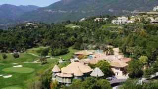 Imagen de las villas de La Zagaleta.