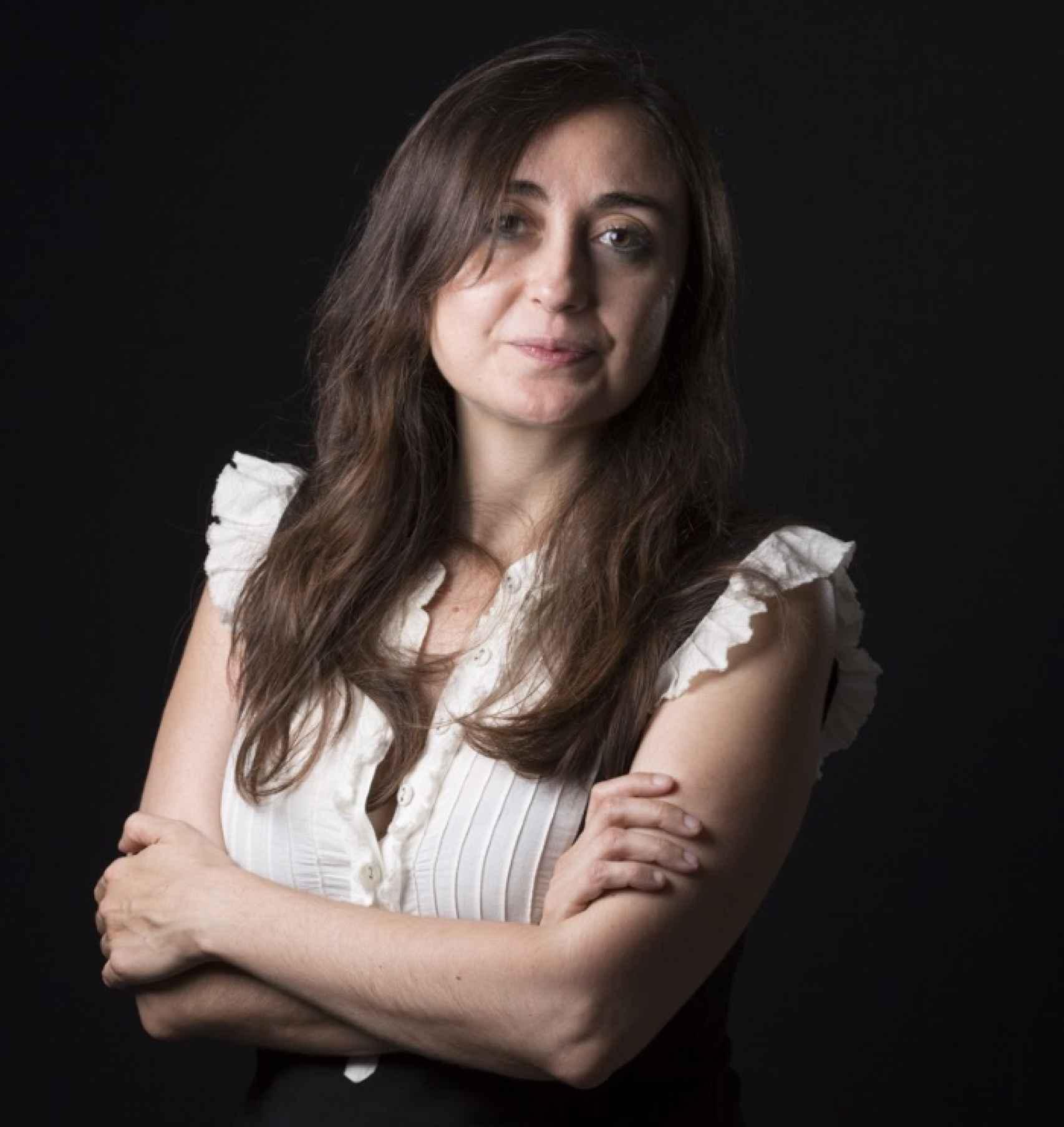 Elvira Navarro escribe una novela que lamenta el futuro de la cultura.