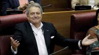 Alfonso Rus, uno de los principales investigados en las tramas de corrupción en Valencia