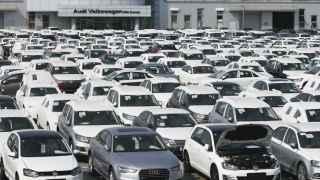 Planta de Volkswagen Audi.
