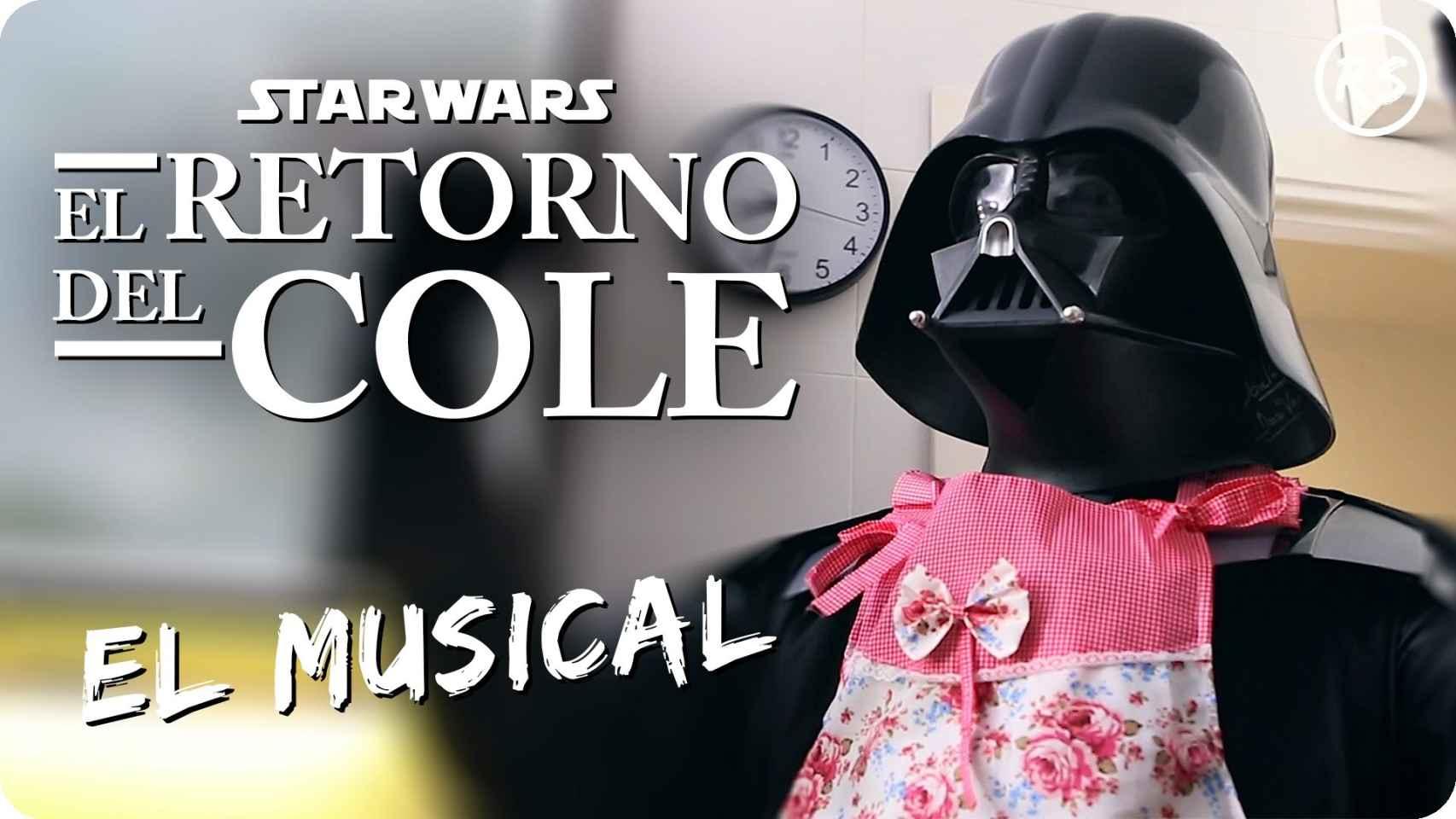 Star Wars: El retorno del cole