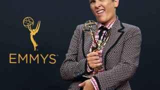 Jill Soloway, vencedora en la categoría al Mejor Director por la comedia Transparent.