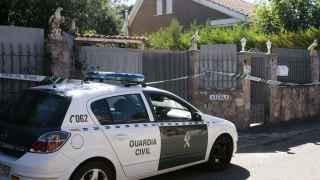 El cordón policial continúa varios días después en el chalet de Pioz