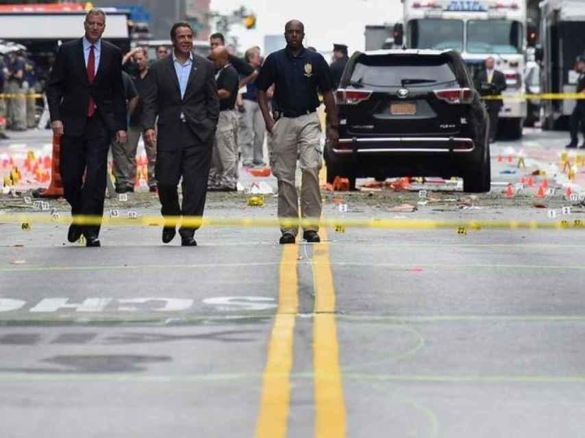 Las autoridades han conectado las explosiones en Nueva York y Nueva Jersey.