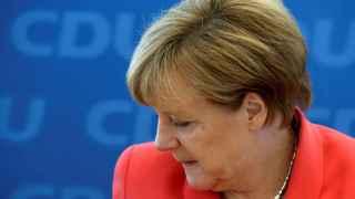 La mitad de los alemanes no quieren que se vuelva a presentar.