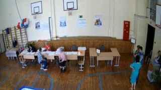 Pucherazo electoral en Rusia