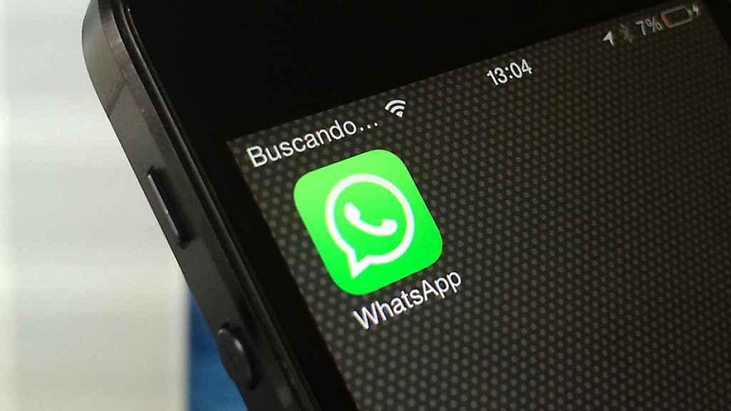 La última novedad de WhatsApp son las menciones.