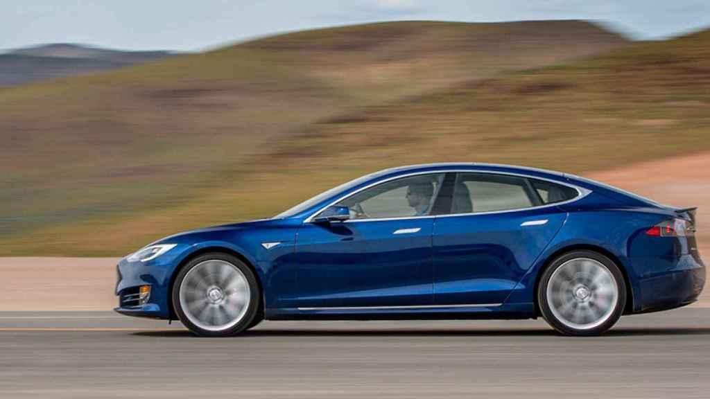 El Model S es uno de los que más rebajas han recibido