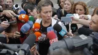 La madre de Diana Quer pide datos sobre la desaparición de su hija.