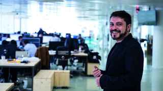 El fundador y CEO de la empresa, Agustín Gómez.
