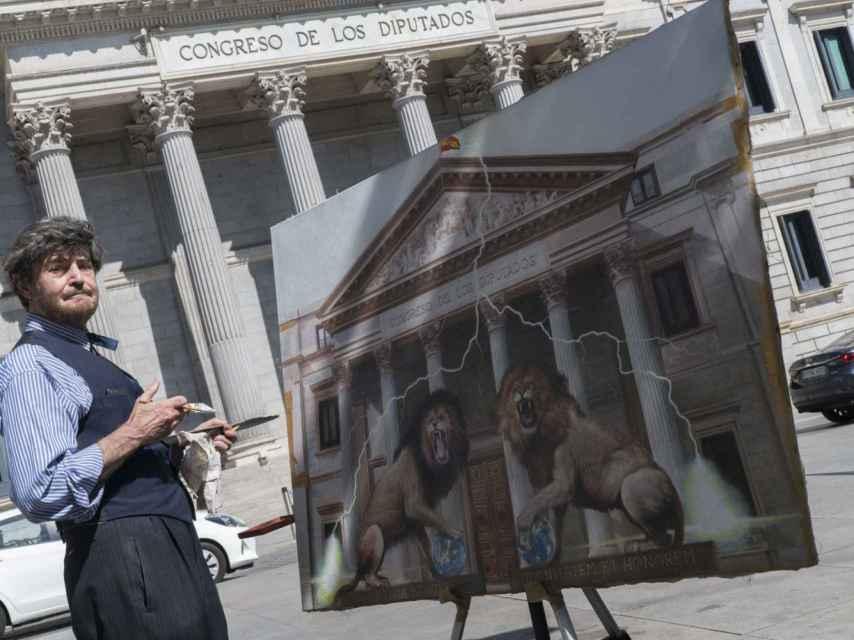 José Luis de Casasola, pintor, escultor, inventor, compositor, diseñador, escritor...