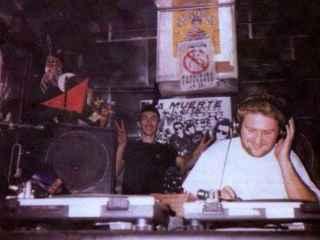 Nando Dixkontrol, el dj que revolucionó la música mákina en España.