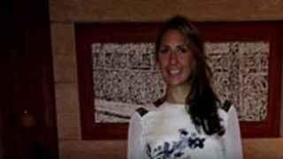 María Villar en una imagen de Youtube