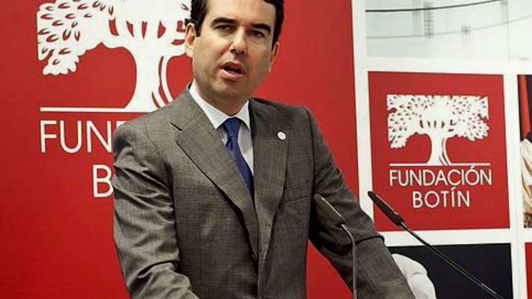 Javier Botín, presidente de JB Capital.