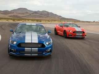 Ni tan tonto ni tan calvo, Ford Mustang Shelby GTE 2017