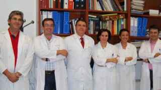Miembros del grupo de investigación GIEMO de la Universidad de Extremadura