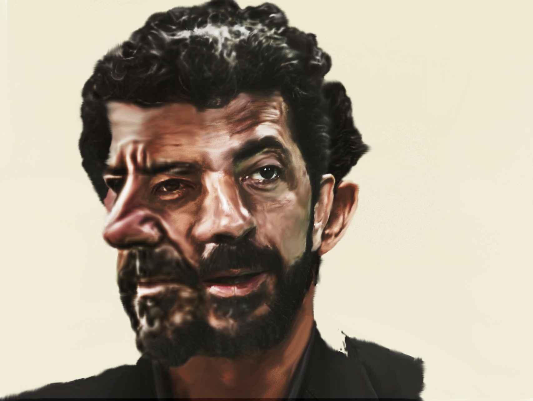 Alberto Rodríguez por Javier Muñoz.