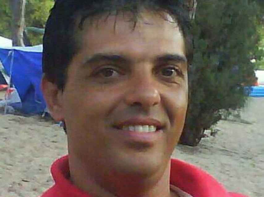 Antonio, taxista de profesión, perdió la vida en la carretera de la Corte.