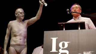 Tres IgNobel en tres años: España triunfa en los Nobel de coña