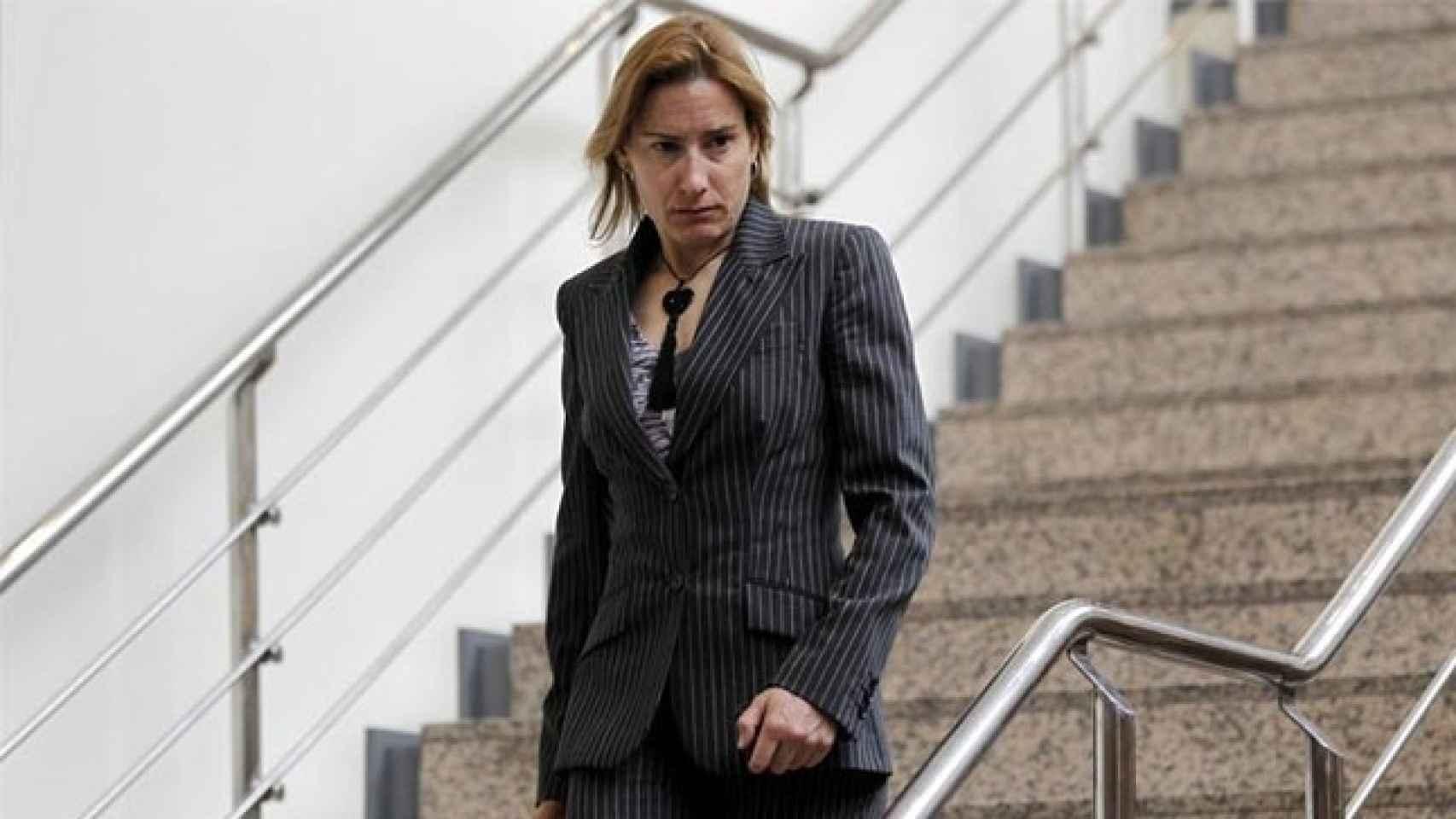 La exsenadora del PP Marta Domínguez.