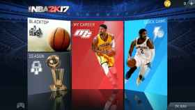 El juego de baloncesto del año ya está disponible en Android: NBA 2K17