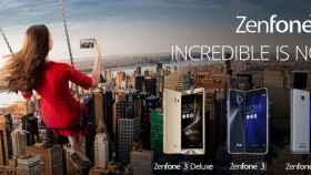Lo nuevo de ASUS llega a España: desde 199 euros para la gama ZenFone 3