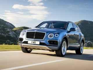 Bentley Bentayga Diesel, un pionero con 435 CV