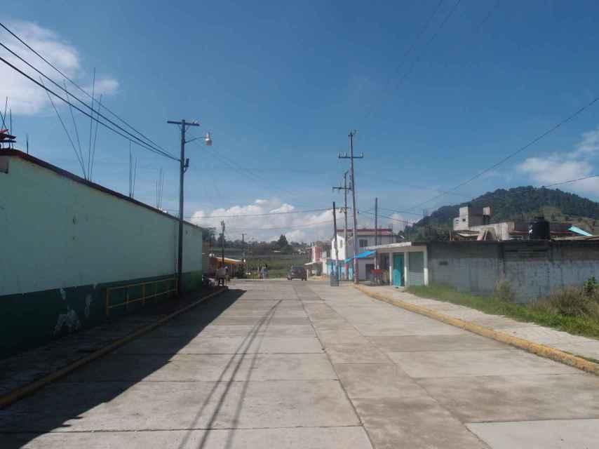 San Felipe el Mirasol.