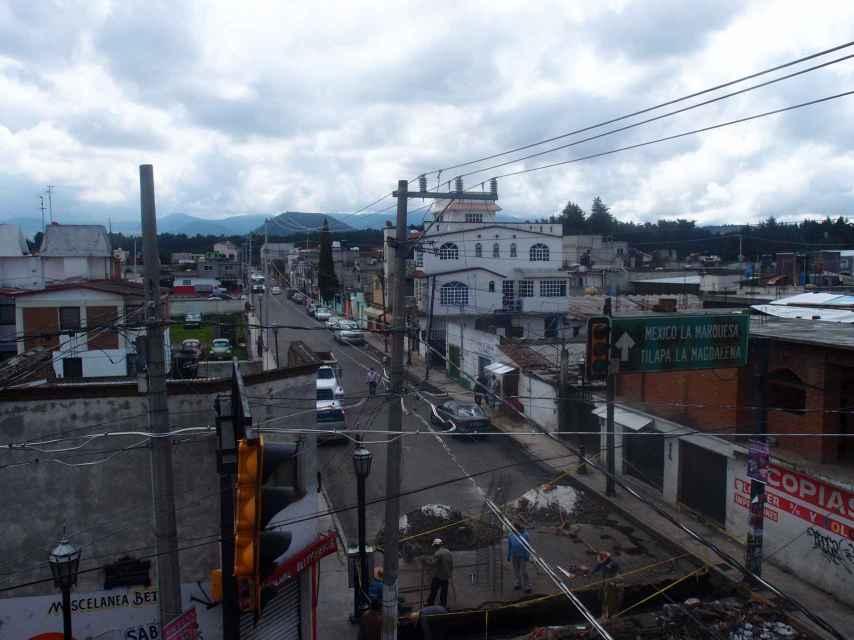 Vista de Santiago Tianguistenco.